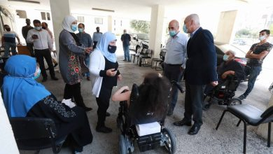 Photo of Turkey Distributed Electric Wheelchairs to Palestinians