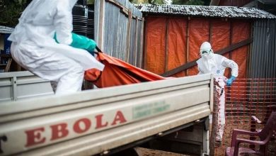 Photo of DR Congo: WHO rings alarm as Ebola cases