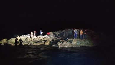 Photo of Greek coast guard rescues 96 from yacht carrying migrants