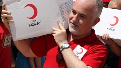 Photo of Humanitarian workers real life heroes: Turkish charity