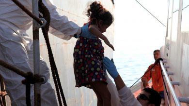 Photo of UN agencies call for urgent disembarkation of hundreds rescued in the Mediterranean