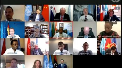 Photo of Security Council support 'in action' for Libya, crucial for its future, declares UN mission chief
