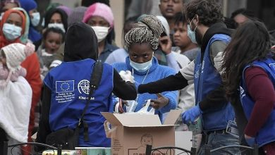 Photo of Migrants and refugees facing extraordinary risks during the COVID-19 pandemic