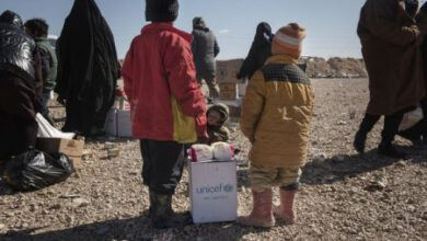 Photo of UNICEF PROGRAMMES SUPPORTING IN SYRIA