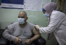 Photo of REFUGEES RECEIVE COVID-19 VACCINATIONS IN JORDAN