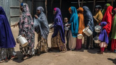 Photo of HUNGER AND LOOMING FAMINE PUT GIRLS AT RISK IN SOUTH SUDAN