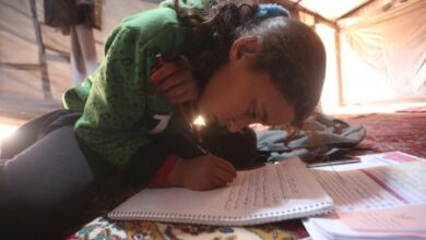 Photo of MORE THAN HALF OF CHILDREN CONTINUE TO BE DEPRIVED OF EDUCATION IN SYRIA