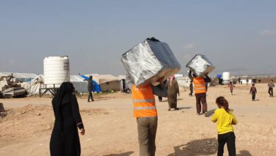 Photo of HUMANITARIAN CRISIS GROWS IN NORTH SYRIA IN THE 10TH YEAR OF THE WAR