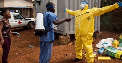 Photo of SUSPECTED CASES REPORTED FROM SIERRA LEONE ABOUT EBOLA