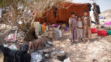 Photo of THE NUMBER OF DISPLACED PEOPLE INCREASE IN YEMEN