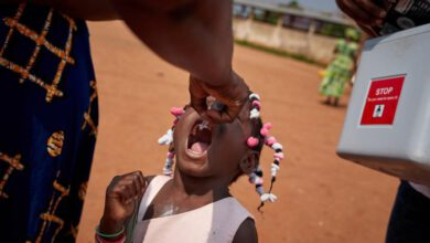 Photo of WILL AFRICA BE ABLE TO STOP POLIO?