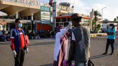 Photo of MIGRANTS ARRIVE IN ETHIOPIA FROM YEMEN
