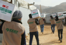 Photo of IDDEF'S INTENSE HUMANITARIAN RELIEF