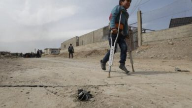 Photo of MORE THAN 90 PERCENT OF CHILDREN NEED SUPPORT IN THE 10TH YEAR OF THE WAR IN SYRIA