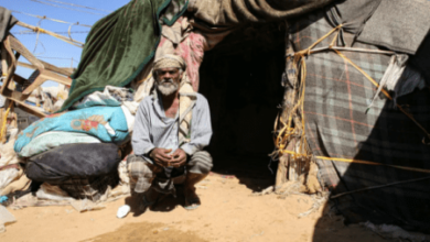 Photo of HEALTH NEEDS GROW FOR PEOPLE IN FORMER SAFE HAVEN OF MARIB