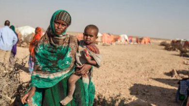 Photo of SOMALIA BRACES FOR RECORD LEVELS OF DISPLACEMENT