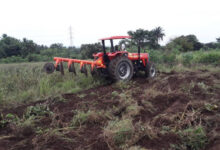 Photo of TRACTOR SUPPORT TO FARMERS IN GUINEA