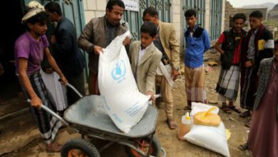 Photo of EU DONATES €37 MILLION TO SUPPORT WFP'S FAMINE RELIEF EFFORTS IN YEMEN