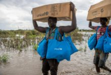 Photo of After South Sudan's independence, more children need help than ever before