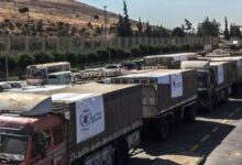 Photo of Cross-border humanitarian aid in Syria extended for 6 months