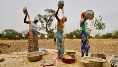 Photo of MORE THAN 29 MILLION PEOPLE ARE AT RISK OF FOOD INSECURITY