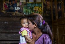 Photo of Horror mounts for children in Myanmar amid killings and COVID-19 deaths