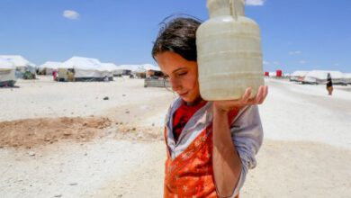 Photo of APPROXIMATELY 1 MILLION PEOPLE CANNOT ACCESS WATER IN SYRIA