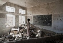 Photo of Two million children are out of school in Yemen