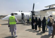 Photo of First humanitarian plane arrives in Kabul