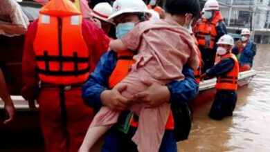 Photo of Possible floods in Myanmar could displace millions