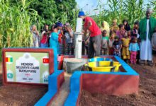 Photo of Turkey's Hendek district extends water well project to Guinea, Africa
