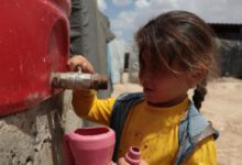 Photo of The thirst in North East Syria and Iraq particularly affects children